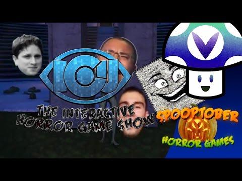 [Vinesauce] Vinny & Criken - I.C.U.: The Interactive Horror Game Show