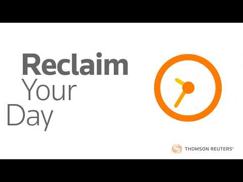 Reclaim Your Day with Thomson Reuters Drafting Assistant