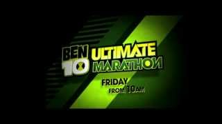 Ben 10: Ultimate Marathon Tune-in Promo (Friday 27th July 10am - Philippines)