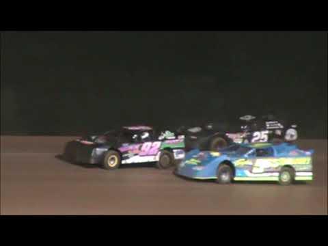 Brett McDonald Penn/Ohio Pro Stock Heat Race Lernerville Speedway 9/16/17