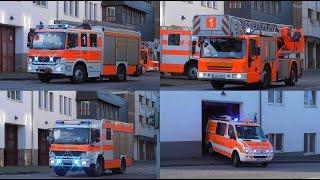 [Gasgeruch] Löschzug + ELW B-Dienst BF Hagen FRW1
