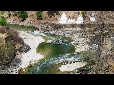 Highlights of Paro Airport to Thimphu Drive - Bhutan