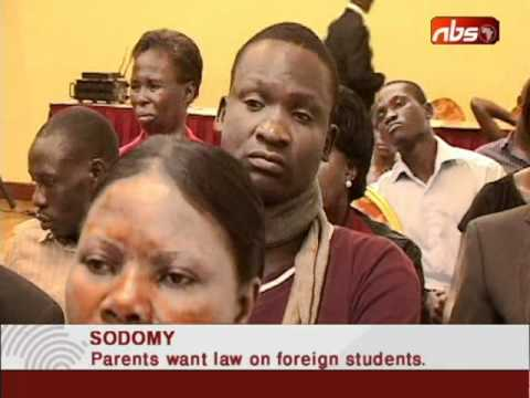 PARENTS DEMAND LAW ON SODOMY