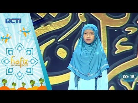 HAFIZ INDONESIA - Sambung Ayat Nail Bersama Tabarak El Laboody [22 Mei 2017]