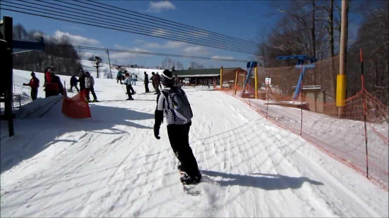 snowboard matt - winterplace ski resort 2012/2013 - youtube