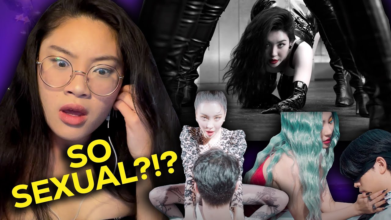 FIRST TIME reacting to SUNMI(선미) - 꼬리(TAIL) MUSIC VIDEO - First Listen Honest Reaction