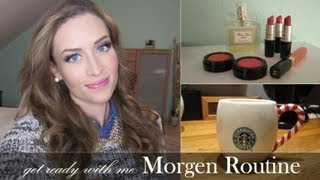 Get Ready With Me ♡ Morgen Routine ♡