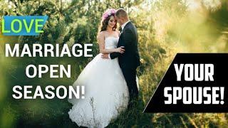 Prophetic Word OPEN SEASON For MARRIAGES!