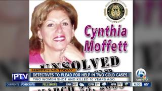 Palm Beach County detectives make plea for help in 2 cold case homcides