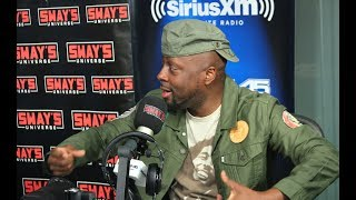 Download lagu Part 3 Wyclef Speaks on The Fugees Potentially Coming Together For an Album Sway s Universe MP3