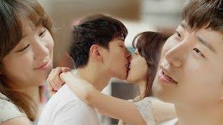 정려원♥준호, 기름진 부엌 달콤함으로 채우는 '키스' 《Wok of Love》 기름진 멜로 EP31-32