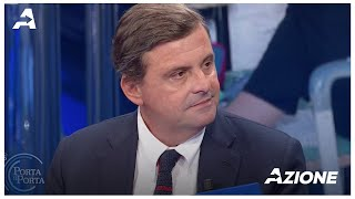 L'intervista di Carlo Calenda a Porta a Porta - 16/09/2020