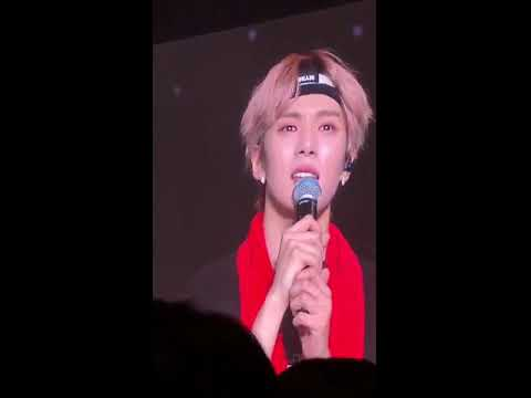Monsta-X Minhyuk singing in live without difficulty