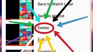 "How to delete YouTube video (2019) ""easy"" tips & trics"