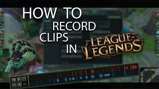 How To Record And Convert Clips To MP4 In League of Legends