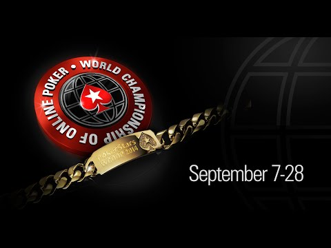 WCOOP 2014 Main Event - $5,200 No Limit Hold'em | PokerStars