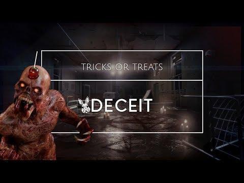 DECEIT - TRICKS OR TREATS