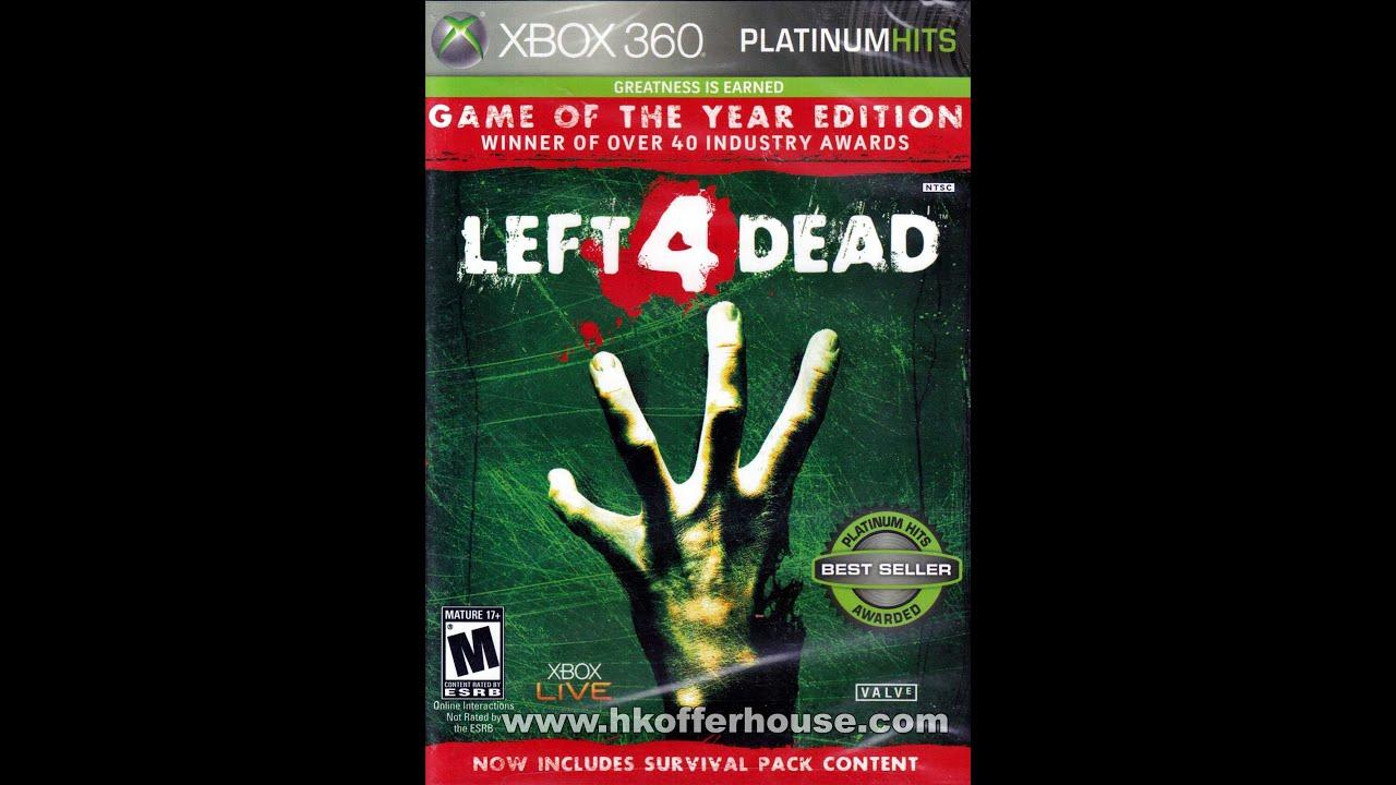 Скачать игру Left 4 Dead: Game of the Year Edition / Лефт ...