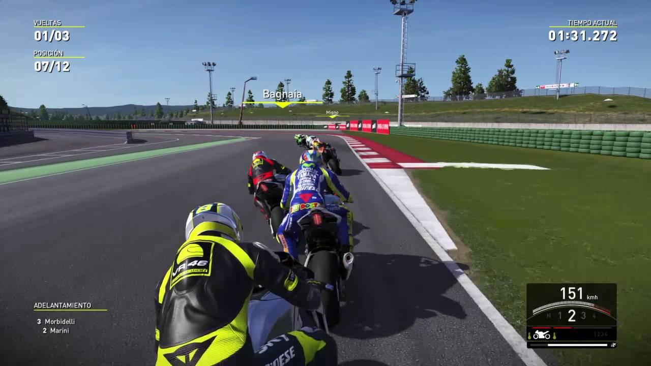 Valentino Rossi The Game - Gameplay - Yamaha R1 | Doovi