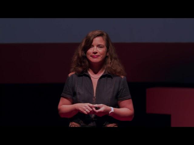 Et si on décidait de rester sur Terre ? | Caroline GERVAIS | TEDxPointeaPitre