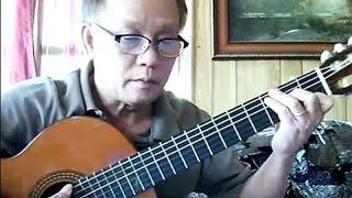 Người Em Văn Khoa (Châu Kỳ - thơ: Hoài Hương Tử) - Guitar Cover by Hoàng Bảo Tuấn