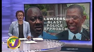 TVJ News: Attorney's in Ruel Reid's Case Reacts to Charges - October 10 2019