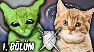 Uzaylı Konuşan Kedilerle Savaş 1. Bölüm (Bir Saatlik)
