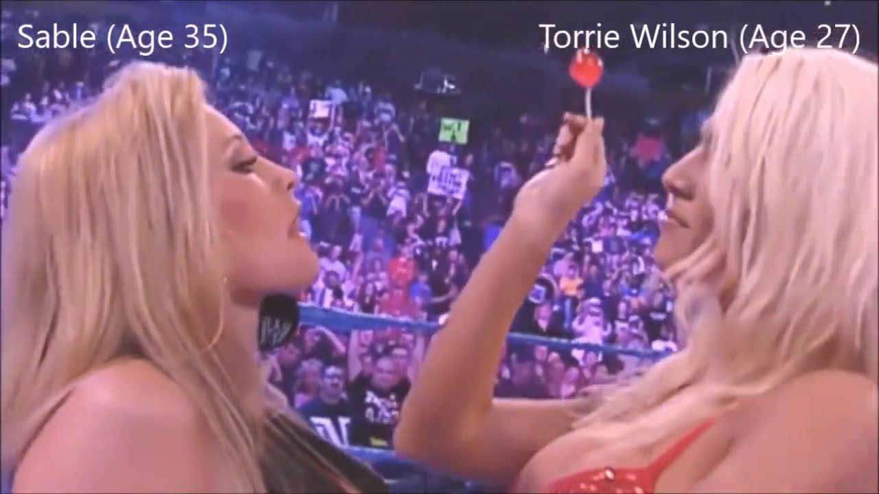 Download Torrie Wilson & Sable Hot Compilation Music Video (Torrie Wilson Theme Song - Need A Little Time)