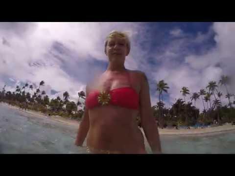 Punta Cana 2016, Playa de Arena Gorda ( Alan Walker - Faded Remix )
