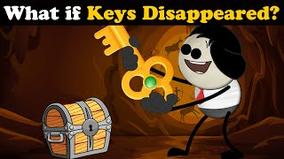 What if Keys Disappeared? + more videos    #aumsum #kids #science #education #children