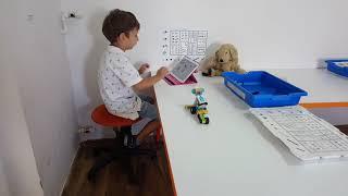 Gambar cover Moon Rover (Sarp) Antalya Robotik ve Kodlama Lego Wedo 2.0