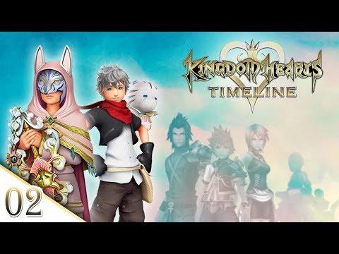 KINGDOM HEARTS TIMELINE - Episode 02: A Traitor Among the Five