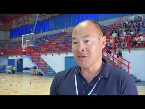 Gibraltar hosts Island Games delegation
