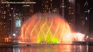 #DUBAI ❤ ШОУ ФОНТАНОВ ❤ Dubai luxury life! DUBAI FOUNTAIN MUSIC! фонтаны Дубаи! ГОРЯЩИЕ ТУРЫ ЭМИРАТЫ