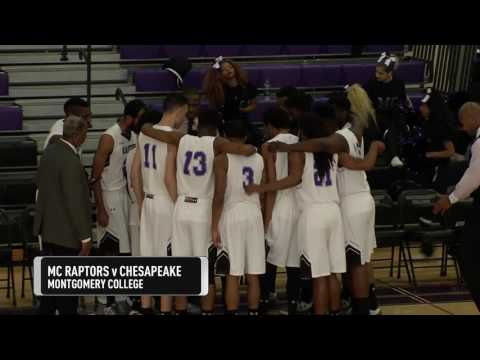 Raptor Report - MC Basketball v Chesapeake Highlights