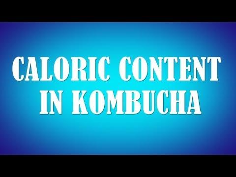 How Many Calories In Kombucha Tea: Kombucha Nutrition Facts