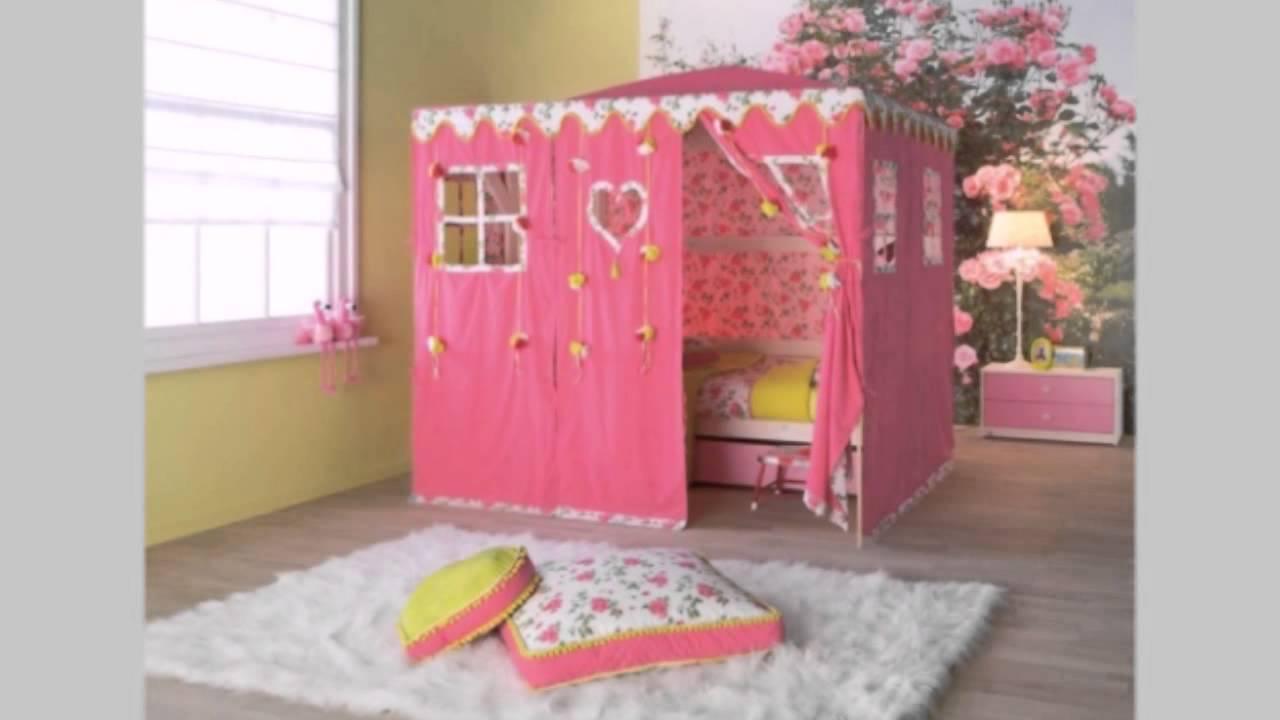 Детская кровать с бортиками - YouTube