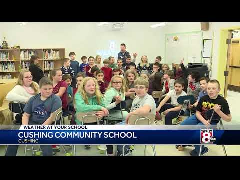 Weather At Your School: Cushing Community School