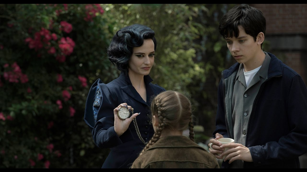 Download Miss Peregrines Home for Peculiar Children Trailer