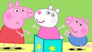 Peppa Wutz 🇩🇪| Geheimnisse | Peppa Pig Deutsch Neue Folgen | Cartoons für Kinder