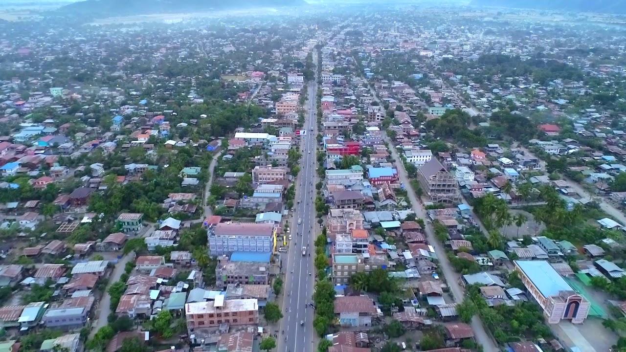 Kalaymyo View - YouTube
