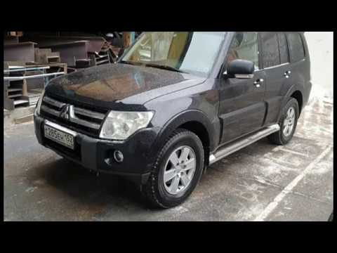 Mitsubishi Pajero IV - Замена магнитолы и акустики (инструкция)