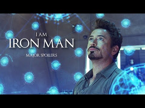 ► Tony Stark | I am Iron Man [ENDGAME MAJOR SPOILERS ⚠]