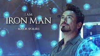 ► Tony Stark | I am Iron Man [ENDGAME MAJOR SPOILERS ⚠]