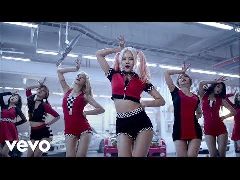 AOA - 「愛をちょうだい」<Dance ver.> -Music Video-