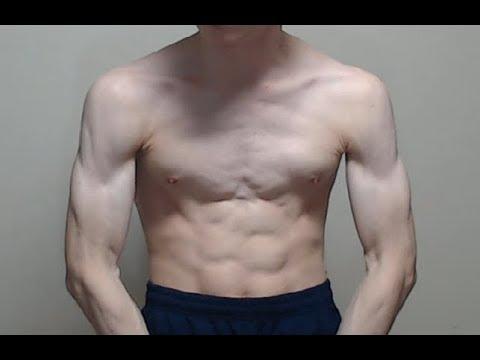 하루 스쿼트 300개 푸쉬업 200개 한달 후 몸변화