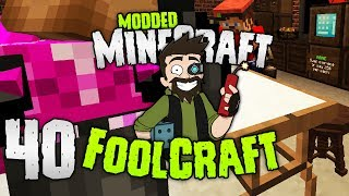 Minecraft: FOOLCRAFT | The NERD shop of DOOM (SPECIAL!) | #40 | Modded Minecraft