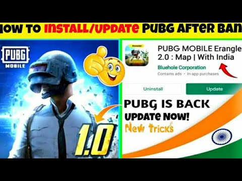 Download How To Update PUBG Without Getting Ban | 100% Working