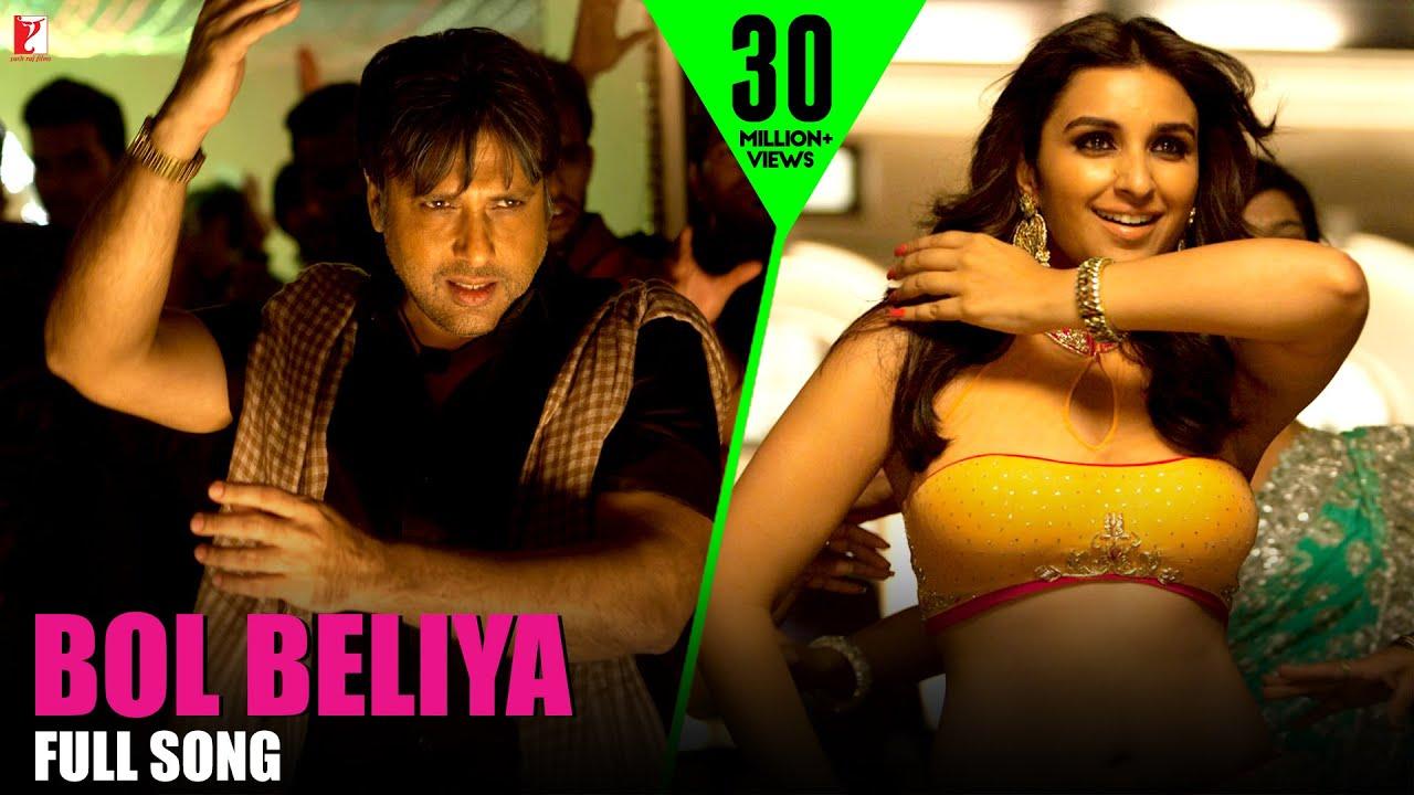 Download Bol Beliya   Full Song   Kill Dil   Govinda, Ranveer, Ali, Parineeti   Shankar-Ehsaan-Loy   Gulzar