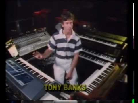 Tony Banks BBC Rock School Appearances